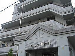 福岡県福岡市城南区南片江2丁目の賃貸マンションの外観
