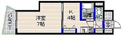タワーTORIKAI[305号室]の間取り