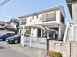 神奈川県横浜市瀬谷区相沢1丁目の賃貸アパートの外観