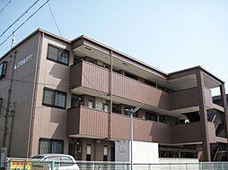 愛知県岩倉市東町の賃貸マンションの外観