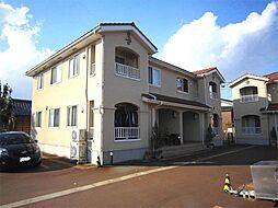 新潟県見附市葛巻1丁目の賃貸アパートの外観