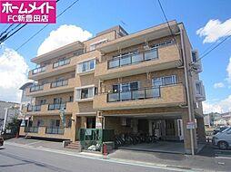 愛知県豊田市山之手5丁目の賃貸マンションの外観