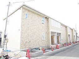 小田急江ノ島線 長後駅 バス15分 長坂上下車 徒歩3分の賃貸アパート