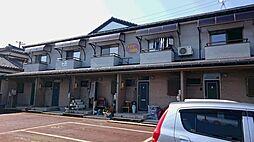 新潟県燕市幸町の賃貸アパートの外観
