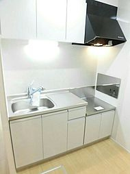 グランドソレーユのキッチン