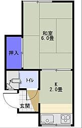 高宮駅 1.9万円