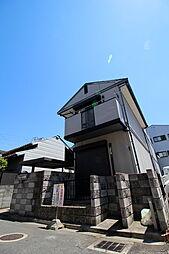 大阪府東大阪市荒川3の賃貸アパートの外観
