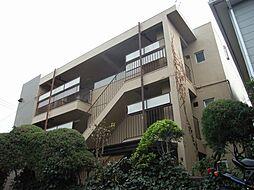 マンション華[2階]の外観