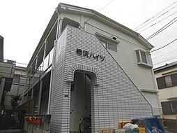 柿沢ハイツ[2階]の外観