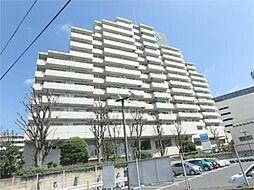 東京都多摩市関戸1丁目の賃貸マンションの外観