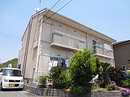 滋賀県米原市高溝の賃貸アパートの外観