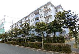 香椎浜サンハイツ第弐6号館[1階]の外観