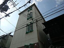 プレアール勝山[4階]の外観