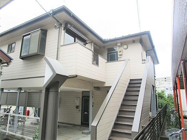 神奈川県川崎市麻生区高石3丁目の賃貸アパート