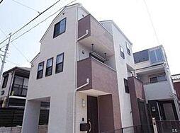 [一戸建] 東京都杉並区阿佐谷北1丁目 の賃貸【/】の外観