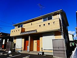 [テラスハウス] 栃木県小山市駅南町2丁目 の賃貸【/】の外観