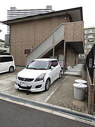 Osaka Metro中央線 緑橋駅 徒歩10分の賃貸アパート