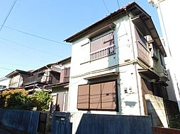 菅野アパート[B-1号室]の外観