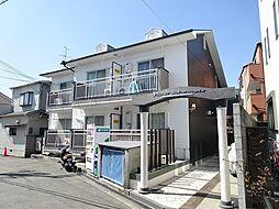 プレジール桜塚[1階]の外観