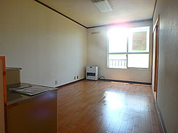 居間,2DK,面積38.8m2,賃料3.8万円,,,北海道石狩市花川南六条4丁目