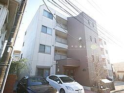 神奈川県綾瀬市上土棚中5丁目の賃貸マンションの外観