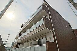 千葉県船橋市宮本4丁目の賃貸アパートの外観