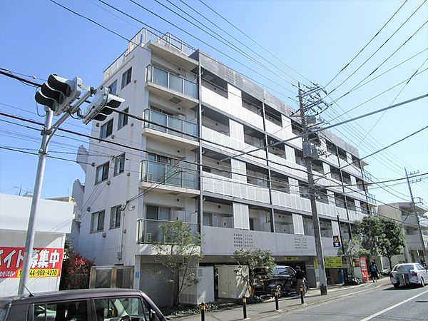 神奈川県川崎市麻生区高石3丁目の賃貸マンション