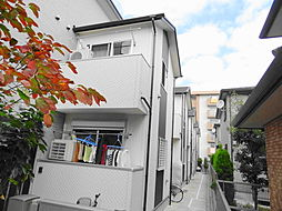 千葉県浦安市北栄2丁目の賃貸アパートの外観