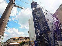 AQUA鈴蘭台[4階]の外観