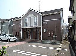 シャトーレ湘南III[1階]の外観