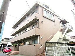 東京都世田谷区北沢1丁目の賃貸マンションの外観