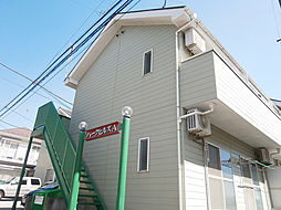 神奈川県横浜市保土ケ谷区桜ケ丘1丁目の賃貸アパートの外観