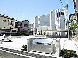 綱島イーストベース[2階]の外観