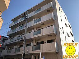 ローズウッド篠崎[3階]の外観