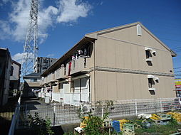 千葉県市川市塩焼5丁目の賃貸アパートの外観