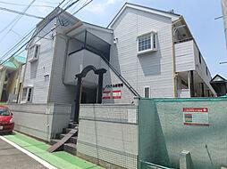 パステル南福岡[2階]の外観