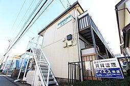 シティハイム新松戸[202号室]の外観
