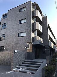 東京都中野区大和町3丁目の賃貸マンションの外観