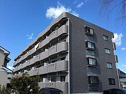 愛知県岡崎市上里3丁目の賃貸マンションの外観