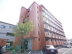 神奈川県厚木市旭町2丁目の賃貸マンションの外観