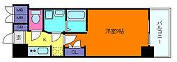 S-RESIDENCE神戸磯上通[3階]の間取り