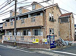 福岡県福岡市博多区新和町2丁目の賃貸アパートの外観