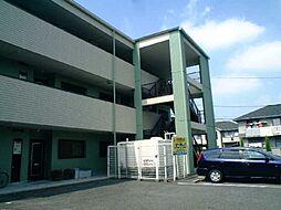 愛知県岡崎市上和田町字北屋敷の賃貸マンションの外観
