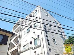 湯浅マンション[4階]の外観