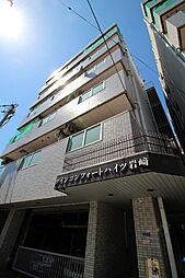 ツインコンフォートハイツ岩崎[3階]の外観
