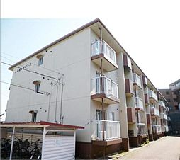 神奈川県伊勢原市東大竹の賃貸マンションの外観
