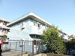 東京都東村山市廻田町3丁目の賃貸マンションの外観