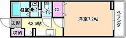 ミルトプラッツ1[1階]の間取り