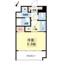 プロシード福岡高宮[903号室]の間取り