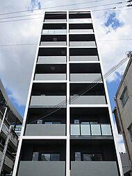 リヴィエール北梅田[4階]の外観